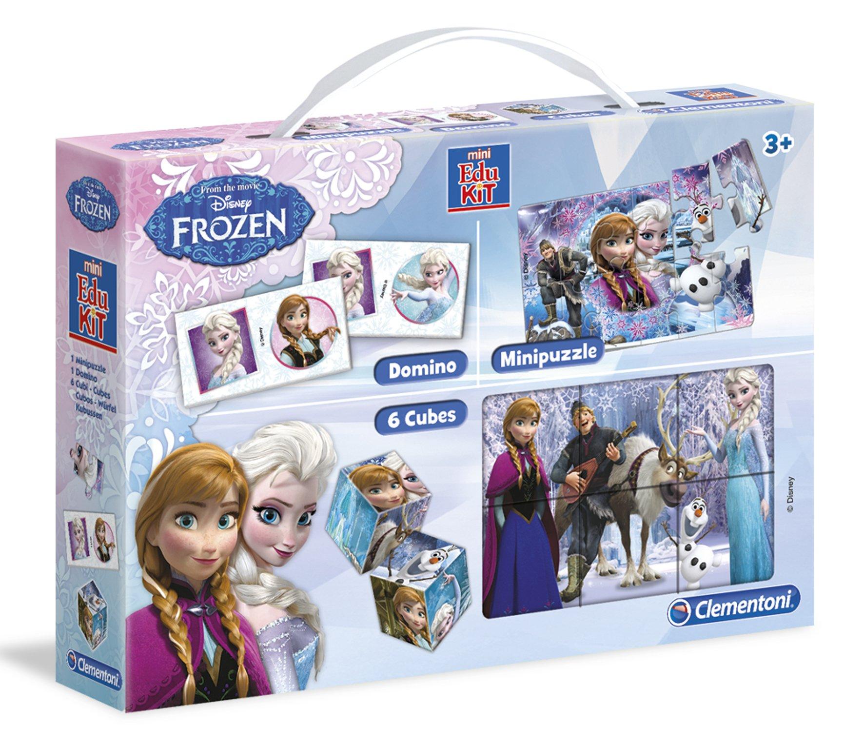 Disney Frozen - Mini Edukit, Juego Educativo (Clementoni 134922): Amazon.es: Juguetes y juegos