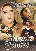 NUESTROS SANTOS 3 PELICULAS (BERNARDITA DE LOURDES/LOS MILAGROS DE SAN MARTIN DE PORRES/SAN FRANCISCO DE ASIS)