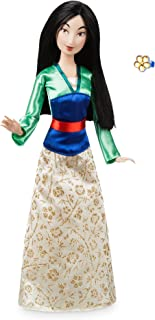Best Disney Mulan Classic Doll with Ring - 11 1/2 inch Review