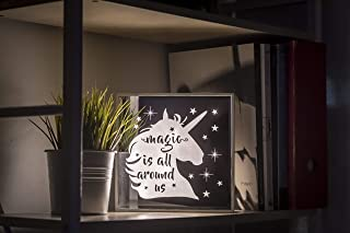Kyeo Box Signs with Quotes - Signs for Home Decor - 11