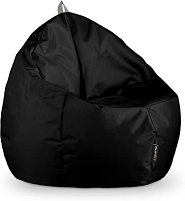 Lumaland Beanbag PUF otomano Puff XL Comfortline 120 lt ...