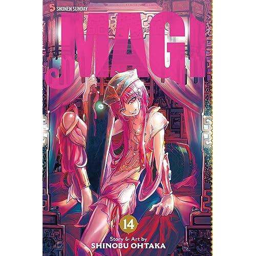 magi the labyrinth of magic 14