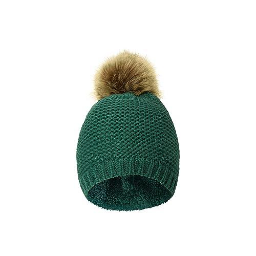 416ead0708f Mountain Warehouse Geneva Fur Lined Womens Fluff Beanie - Lightweight