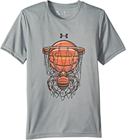 Basketball Savage Short Sleeve Tee (Big Kids)