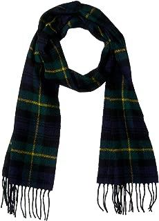 gordon clan tartan scarf