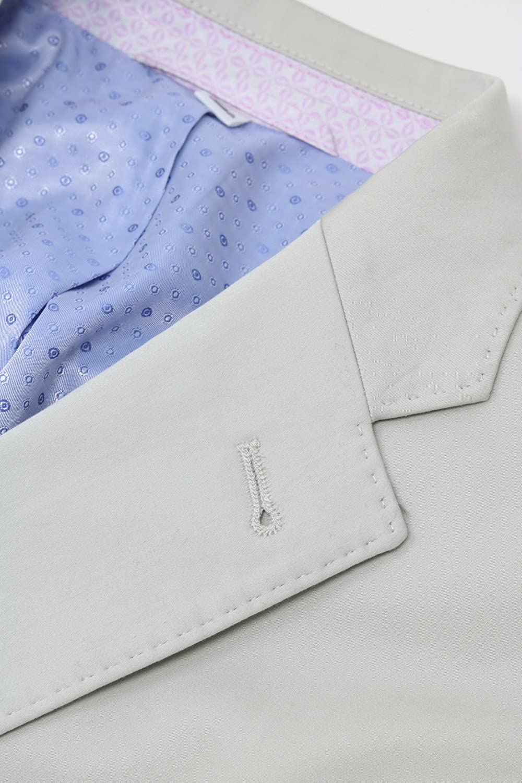 JKT NEW YORK Trent Trim Fit Stretch Cotton Casual Sport Coat