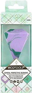 Ecotools Crystal Perfecting Makeup Sponge Blender, Beauty Sponge Ideal for Liquid Foundation