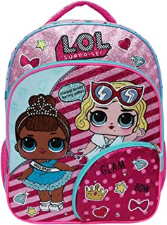 Let Me Out Kids' Backpack 16 Pink