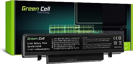 Green Cell® Standard Serie AA-PB1VC6B Batería para Samsung N210 N220 NB30 Plus Q330 X420 X520 Ordenador (6 Celdas 4400mAh 11.1V Negro)