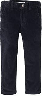 Hope & Henry Boys' Corduroy Pant Made Organic Cotton