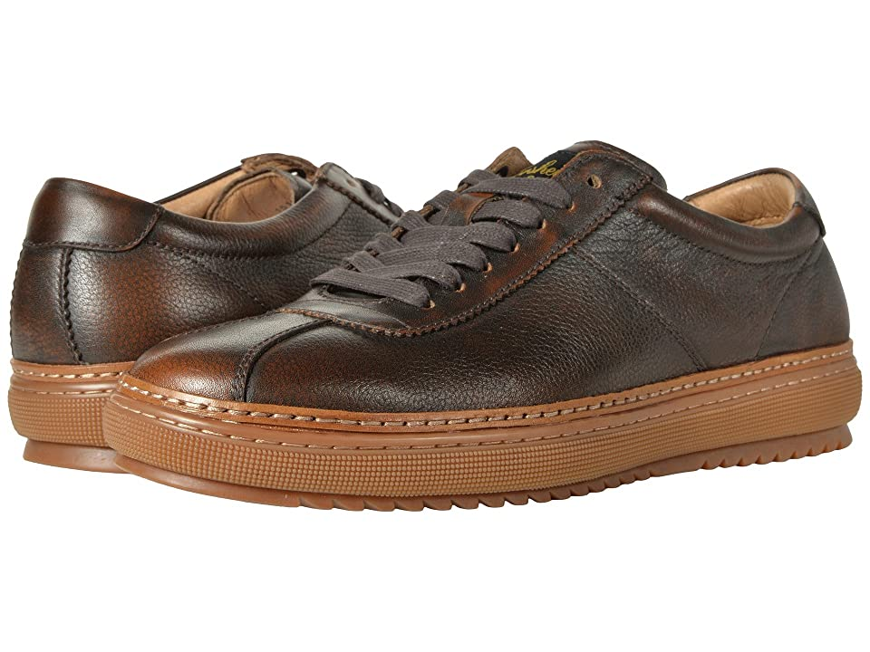 Florsheim Crew Low Lace-Up (Cognac) Men
