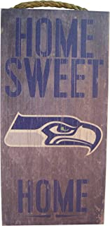 seahawks wood signs