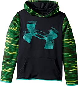 AF Highlight Sleeve Hoodie (Big Kids)