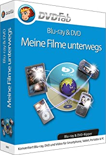 DVDfab - Blu-ray & DVD - Meine Filme unterwegs