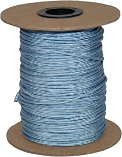 T.W Evans Cordage 87-316-50 Amsteel Blue Winch Line with Stainless Steel Thimble and Chafe Guard Yellow T.W Evans Cordage Co.