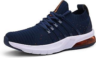 wanhee Zapatillas deportivas para correr para mujer y hombre
