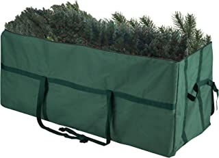 Elf Stor Christmas Tree Storage Heavy Duty Canvas, Bag Large for 6 Foot