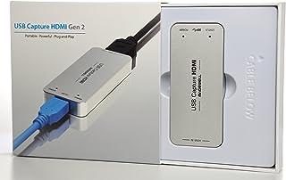 Magewell USB Capture HDMI Gen2 - USB 3.0 HD Video Capture Dongle Model 32060 (Replaces XI100DUSB HDMI)