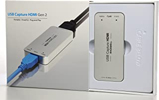 Magewell USB Capture HDMI Gen2 - USB 3.0 HD Video Capture Dongle Model 32060 (Replaces XI100DUSB HDMI)
