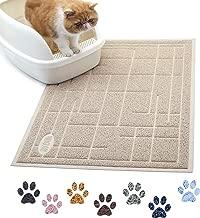 Vivaglory Durable Cat Litter Mats, Large Size (35