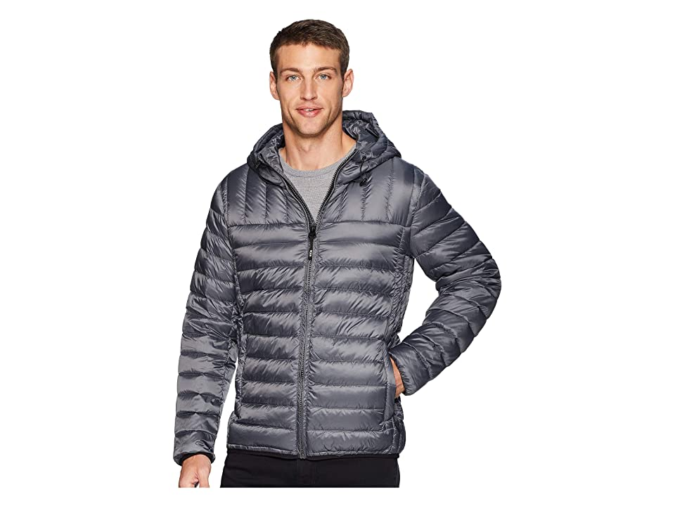 Tumi Crossover Pax Hooded Jacket (Charcoal) Men
