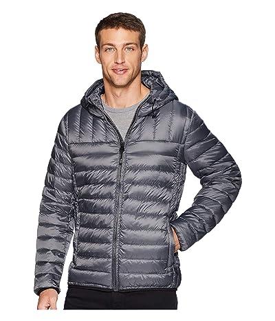 Tumi Crossover TUMIPAX Hooded Jacket (Charcoal) Men