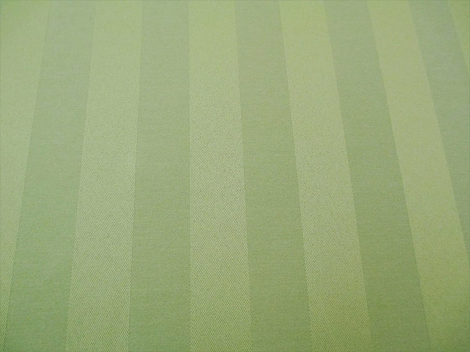 10 Yard Lot Discount Fabric Tablecloth New Shipping Free Shipping Brocade Stripe Sage Brand Cheap Sale Venue Satin