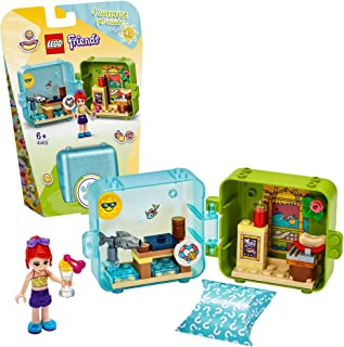 LEGO 41413 Friends Mia's Summer Play Cube Series 3 Collectible Mini Set Travel Toy