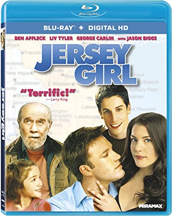 Jersey Girl [Blu-ray + Digital HD] [Importado]