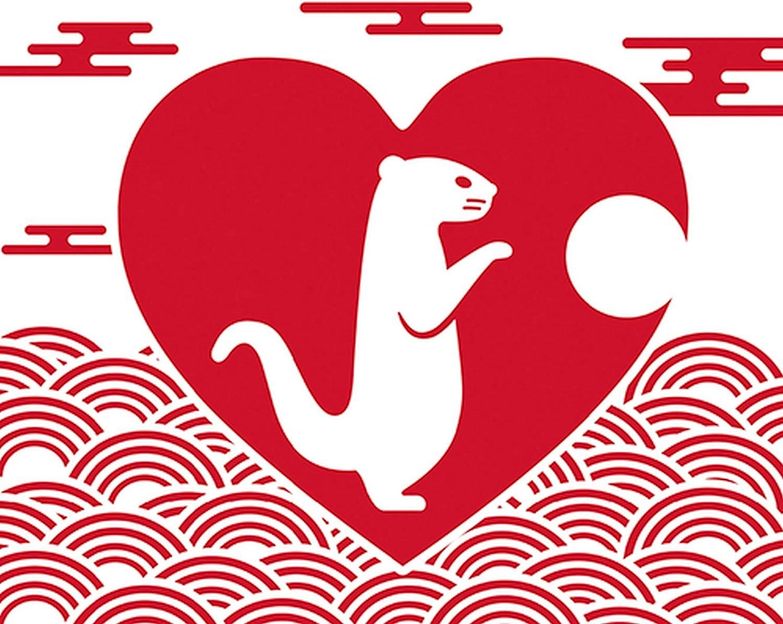 Sarazanmai- Weasel Logo Throw Blanket It is OFFicial very popular