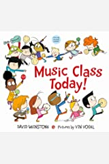 Music Class Today! Kindle Edition