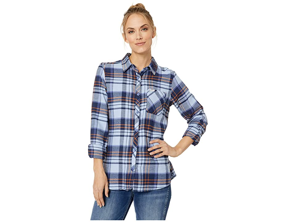 Columbia Simply Puttm II Flannel Shirt (Eve Plaid) Women