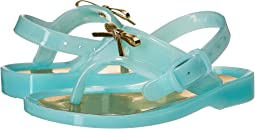 First Steps Jelly Thong Sandal with Bow (Infant/Toddler)