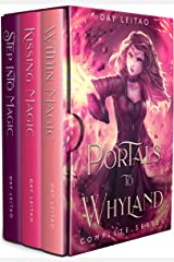 Portals to Whyland : A Complete Young Adult Portal Fantasy Series Kindle Edition