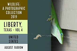 Wildlife: 3 Days in Liberty, Texas - 2019: A Photographic Collection, Vol. 4 (Wildlife: Liberty, Texas)
