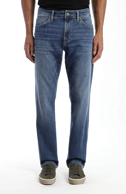 Mavi Men's Matt Size 38 32 Relaxed Indigo NEW before selling ☆ free shipping Rise Dark Williamsburg