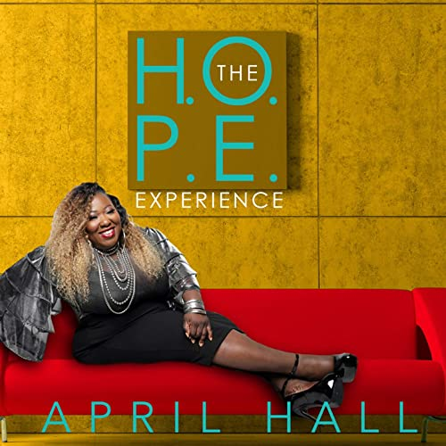 April Hall - The Hope Experience 2019
