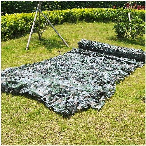 Filet de camouflage parasol multi-usage Camping camouflage en montagne Oxford Décoration de camping en plein air Caché CS Simulation Ombre Forêt Multi-taille En option (Taille  4  6m) Bache AI LI WEI