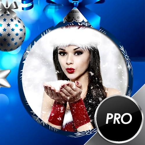 Frohe Weihnachten Bilderrahmen