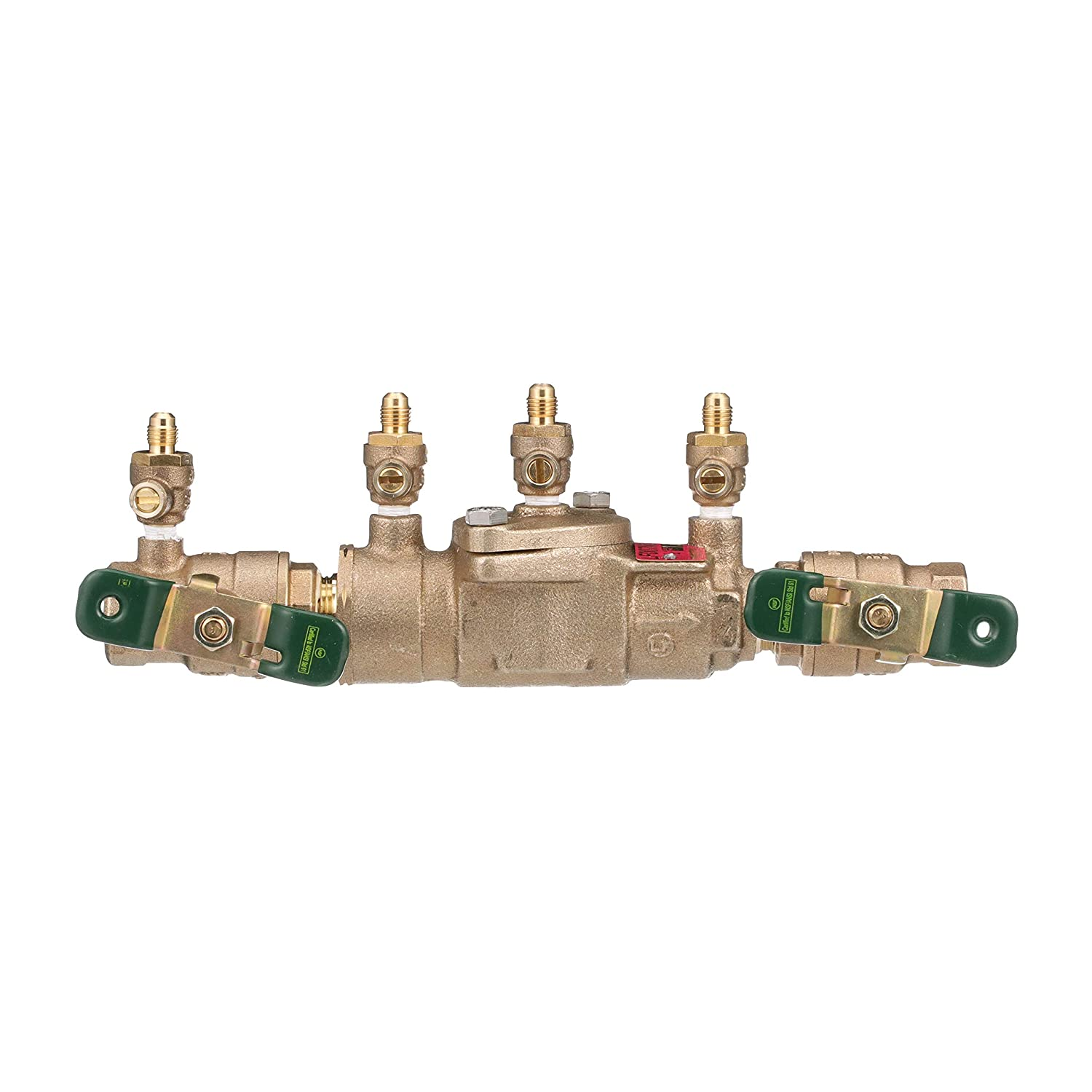 3 4 in Lead Free Seattle Mall Double Assembly Valve Check Shuto Turn Quarter Sale SALE% OFF