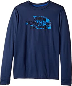 Long Sleeve Reaxion Tee (Little Kids/Big Kids)