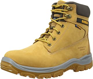 DeWALT Men's Titanium Safety Boots, Honey, 9 Uk (43 EU)