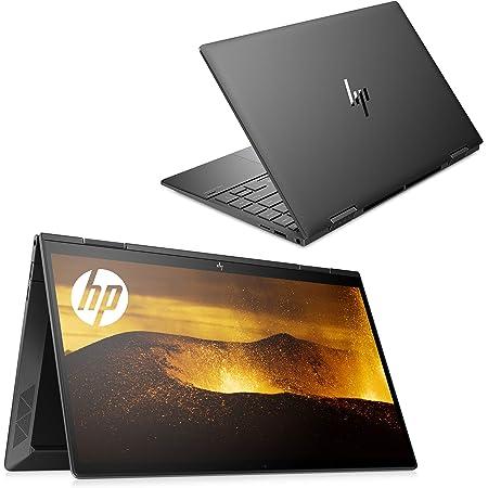 HP ノートパソコン HP ENVY x360 13 13.3インチ フルHDタッチパネルディスプレイ 2in1 コンバーチブルタイプ AMD Ryzen 5 8GBメモリ 512GB SSD WPS Office付き(型番:3N928PA-AAAZ)