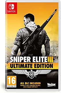 Sniper Elite 3 - Ultimate Edition Nsw - Ultimate - Nintendo Switch