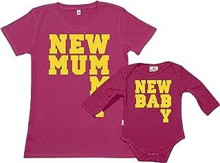 dans Une bo/îte Cadeau 100/% Coton Bio dans Une bo/îte Cadeau Spoilt Rotten SR New Mummy /& New Baby