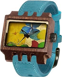 Lenzo Handmade Wood Watch, Santa Elena Collection by Mistura