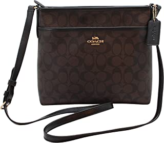 86e9b84daa614 Amazon.com: Coach Women's Cross-Body Bags