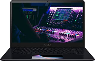 ASUS 15.6 英寸笔记本电脑 - (Intel Corei7-8750H, 8 GB 内存, 512 GB SSD, Windows 10 Pro)UX580GD-E2036T?????  Screenpad