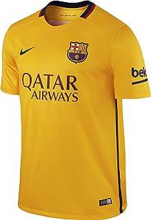 Nike FC Barcelona Away Stadium - Camiseta de mangas cortas para hombre