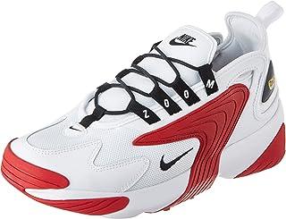 Nike herr Zoom 2k Running shoe, Bianco